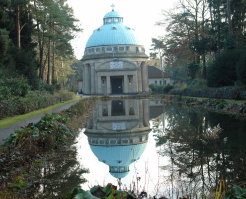 Alte Kapelle Sennefriedhof